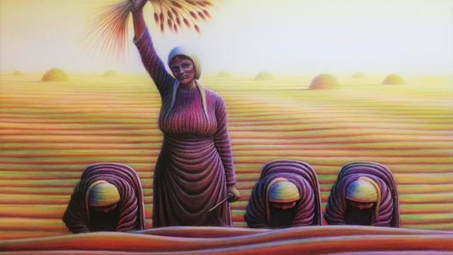 Toprağın Anası: Kadın