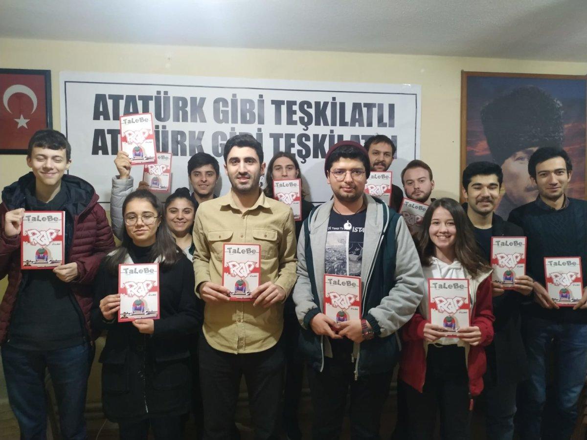 TLB Denizli Türkçe Rap'i Değerlendirdi