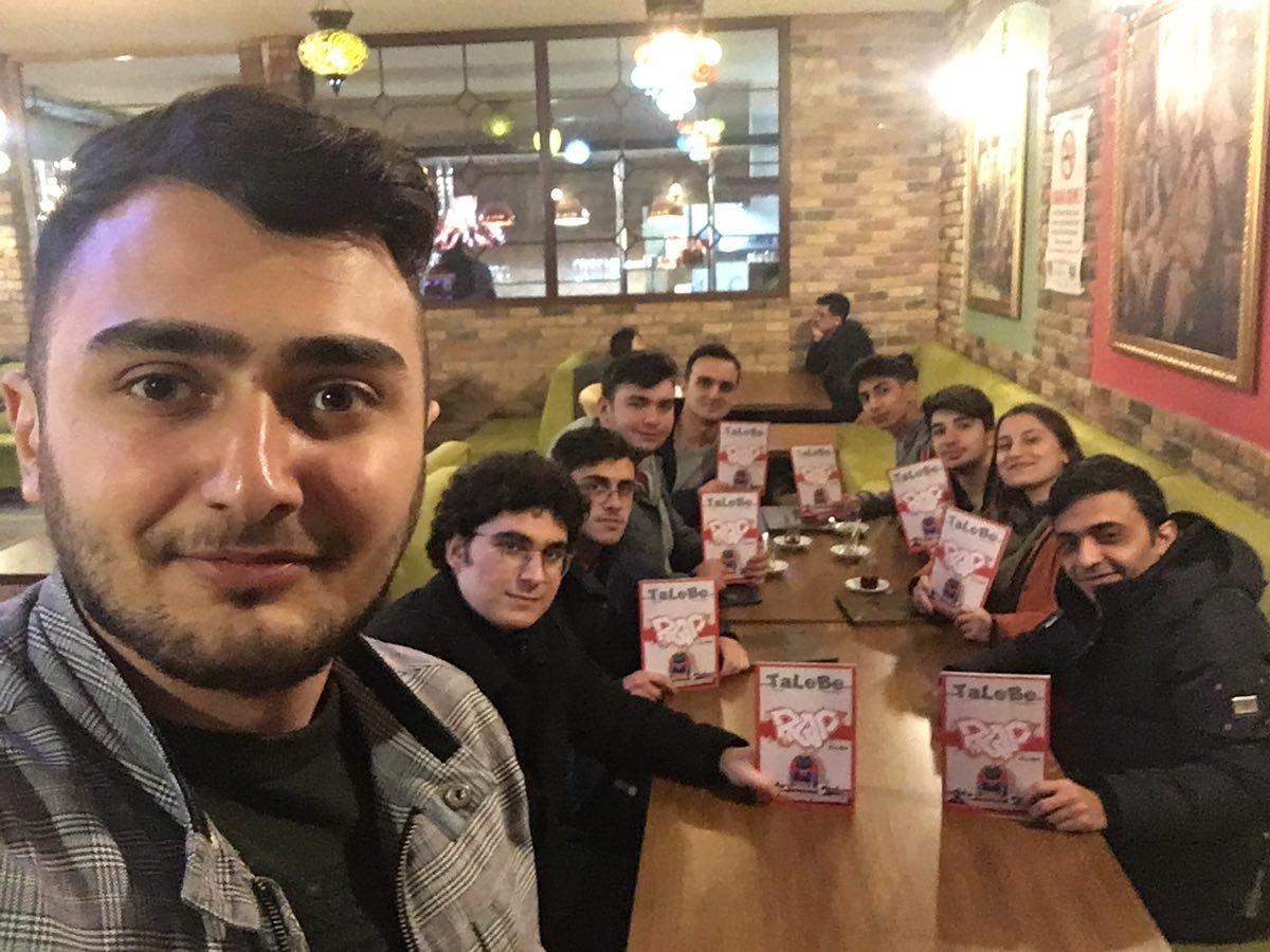 TLB Sakarya Türkçe Rap Müziğini Tartıştı