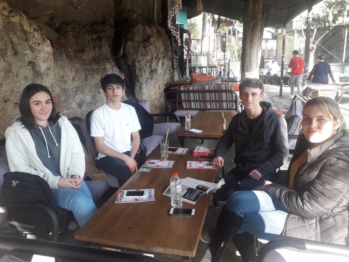 TLB Antalya Türkçe Rap Tartışmasında Buluştu