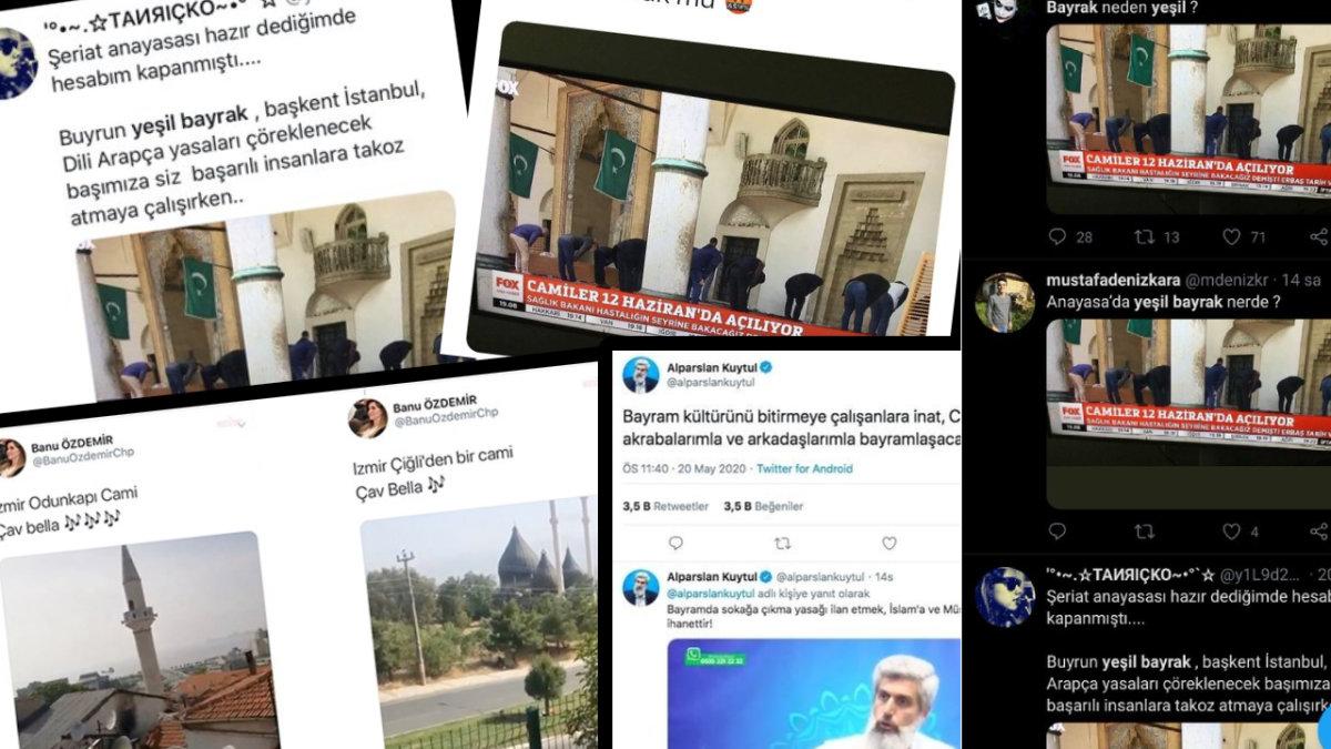 Türkiye Bu Provokasyonlara Gelmez!