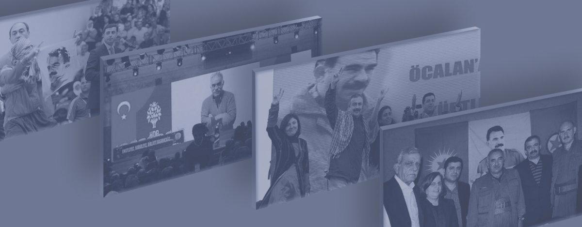 """47 Aydının Çağrısıyla """"HDP Kapatılsın"""" Kampanyası"""