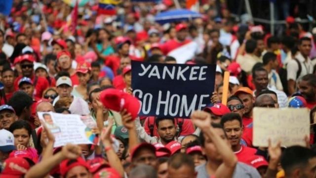 Anti-emperyalizmin Çelik Kalesi: Venezuela