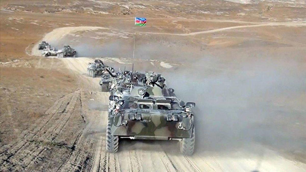 Azerbaycan Ordusu 8 Köyü Daha Ermenistan'ın İşgalinden Kurtardı