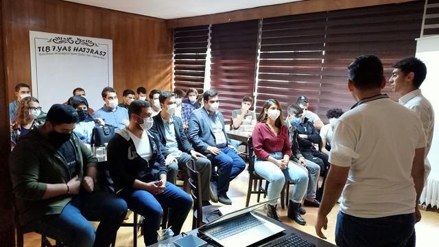 TLB'nin 7. Yaşı Ankara'da Kutlandı