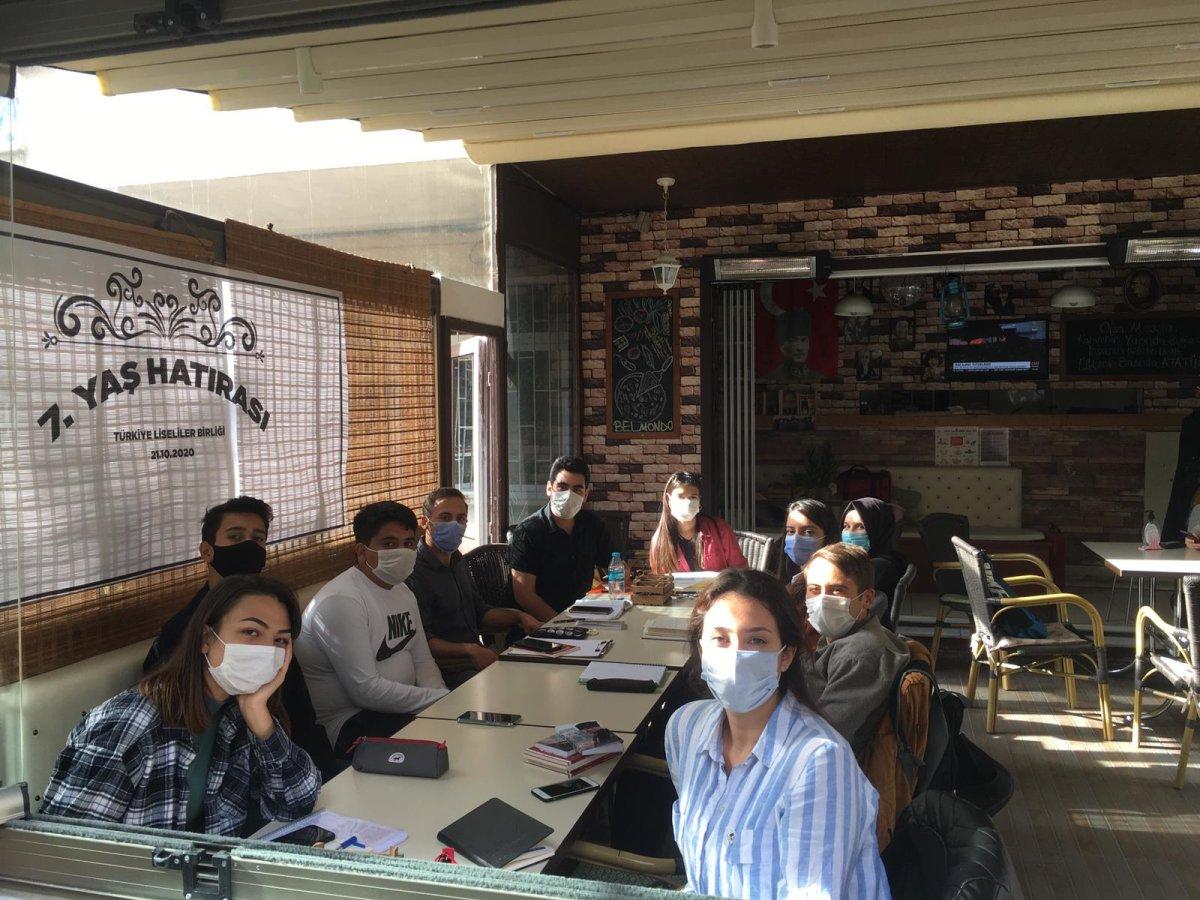 Konya'da TLB 7. yaş buluşması