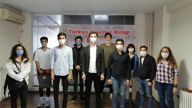 TLB İstanbul Yeni Başkanı'nı Seçti!