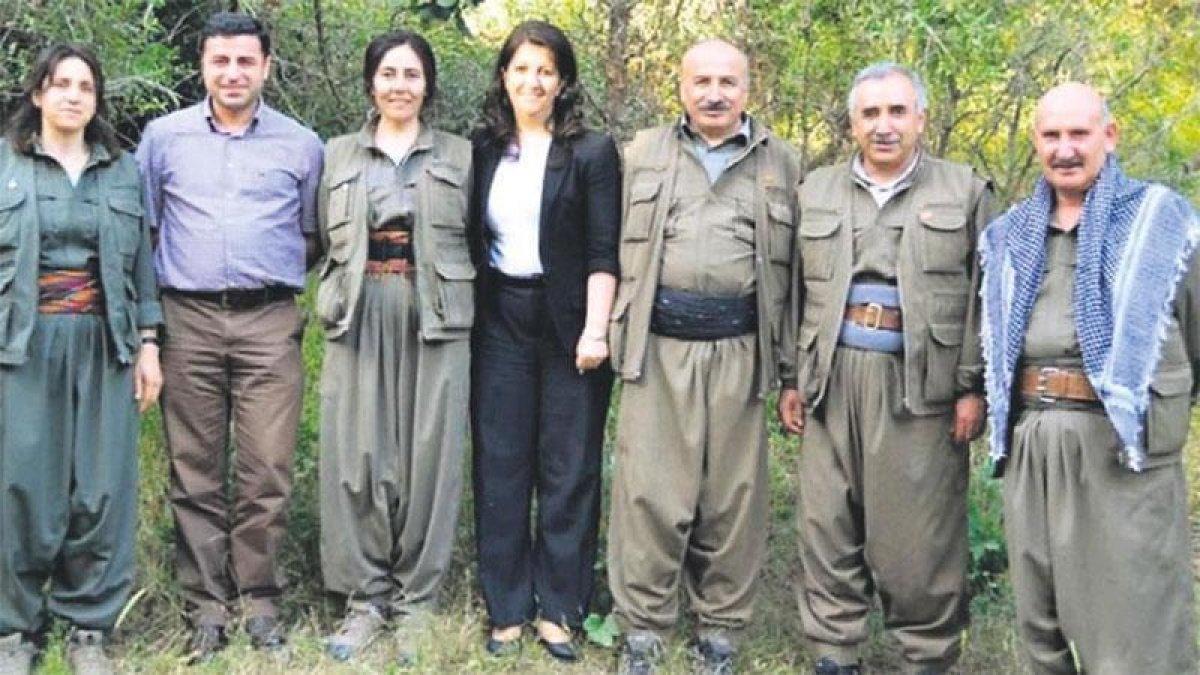 HDP VE PKK BİRLİKTE YARGILANACAK