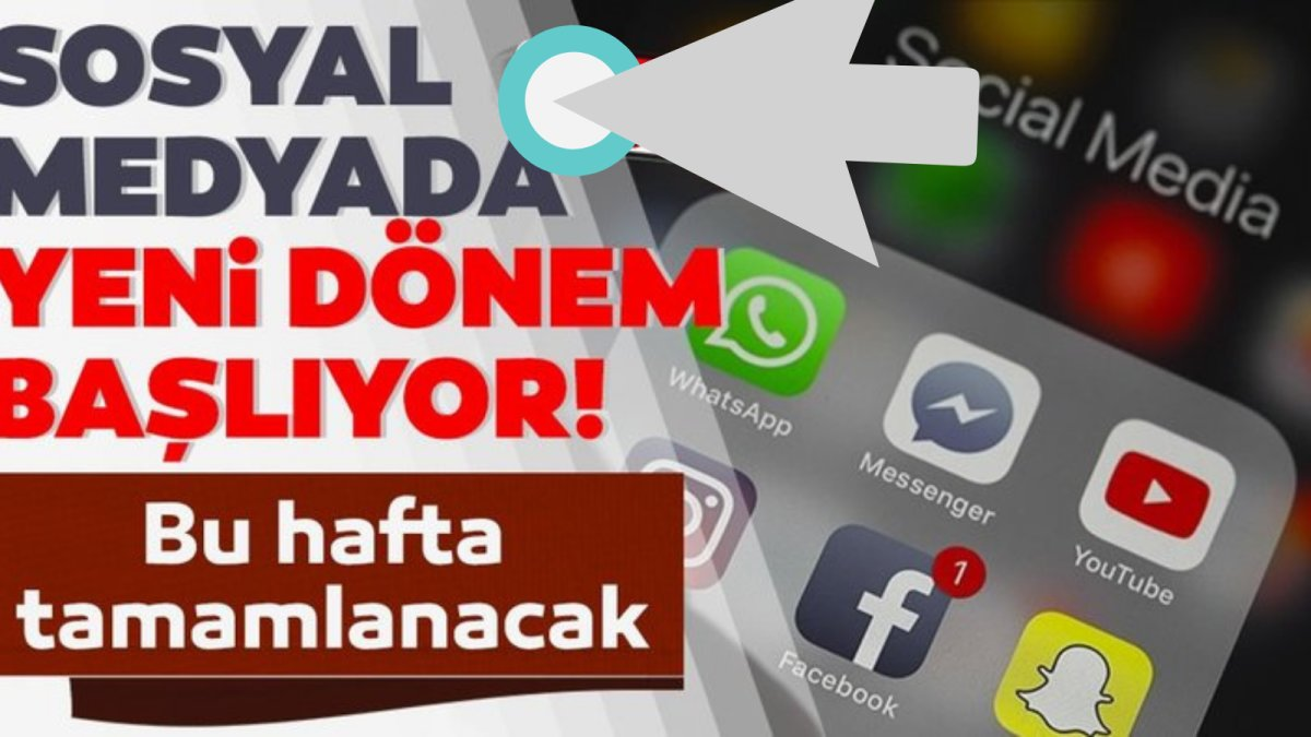 Sosyal medya şirketlerinde yeni dönem!