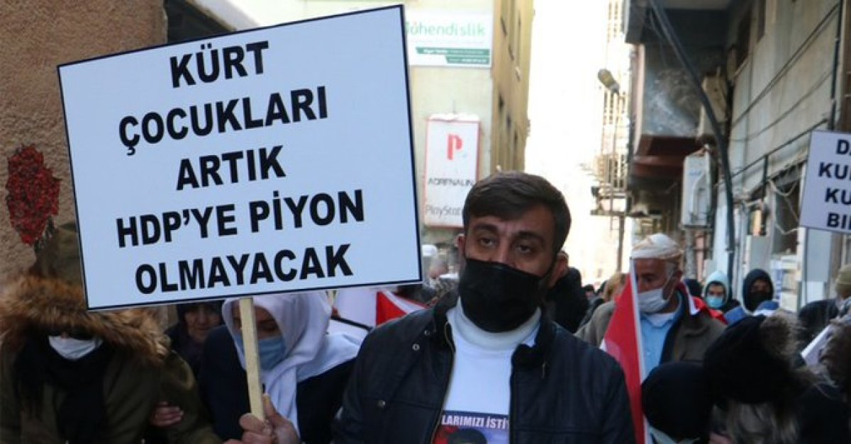 HDP PKK'yı aklamaya çalıştı