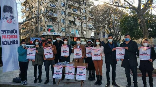 TLB Genel Sekreteri Dursun: Liseler HDP'yi Kapatacak!