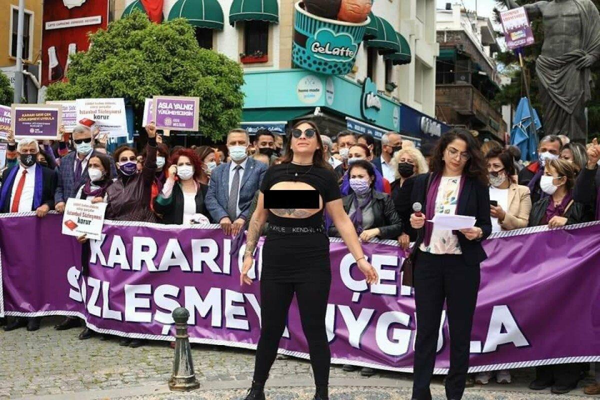 """TLB'den Tepki: Tüm """"Çıplaklığıyla"""" İstanbul Sözleşmesi Gerçeği!"""