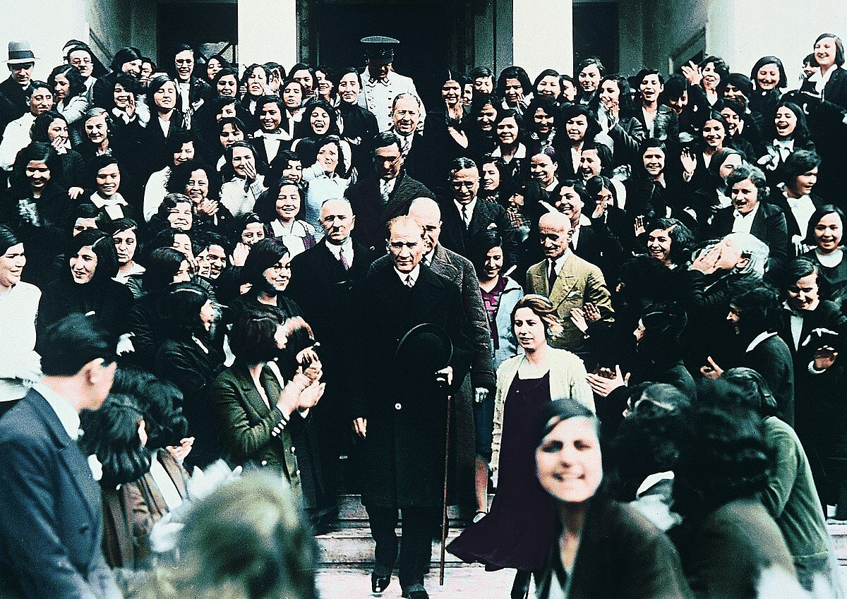 Kemal Paşadan Yana Olanlar