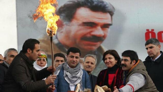 HDP, PKK'NIN TEMSİLCİSİDİR