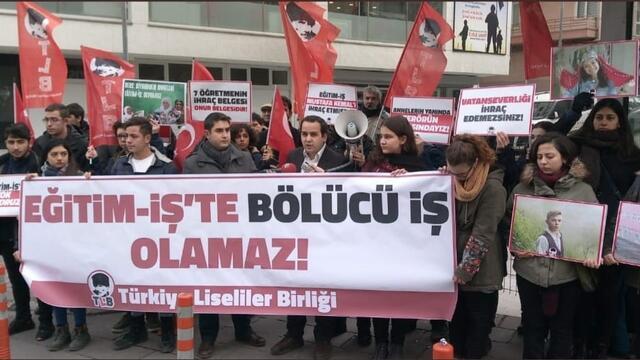 TLB'den Eğitim-İş'e HDP Yanıtı!