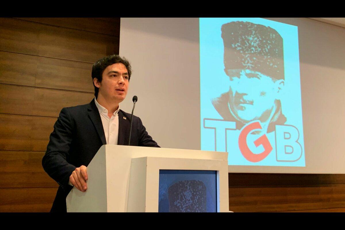 Genel Başkanımız Furkan Kaplan 4 ve 19 Mayıs Ruhunu CRI Türkçe'ye Değerlendirdi