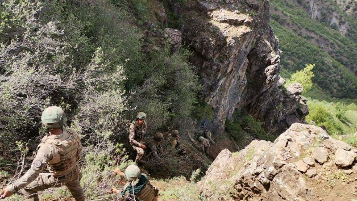 Mehmetçik'ten PKK'ya Büyük Darbe