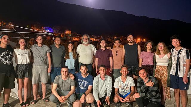 TLB Antalya Kamp Çalışmasını Gerçekleştirdi