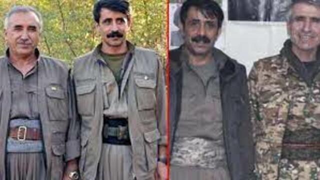 Terör Örgütü PKK'nın Sözde Üst Düzey İsmi Etkisiz Hale Getirildi