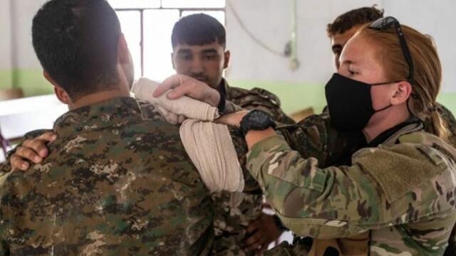ABD'den PKK'lılara 'hayatta kalma' eğitimi