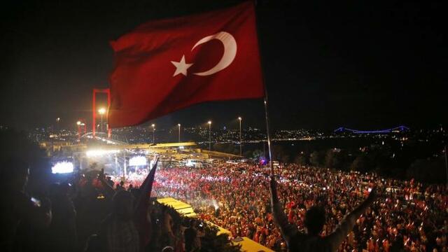 Küçük Amerika'dan Büyük Türkiye'ye