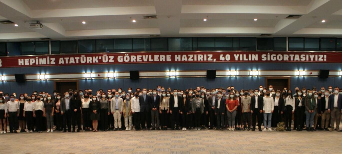 TGB Teoman Alili GGYK Toplantısı tamamlandı