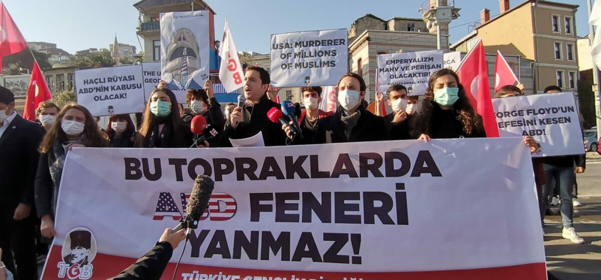Türk Milleti İçin Baş Tehdit ABD