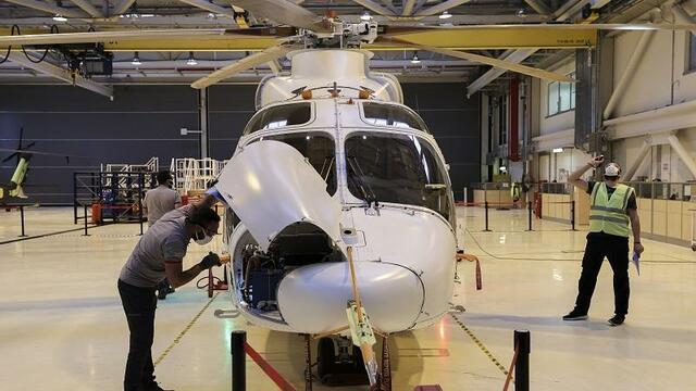 Yerli Helikopterlerin Yolu Açıldı