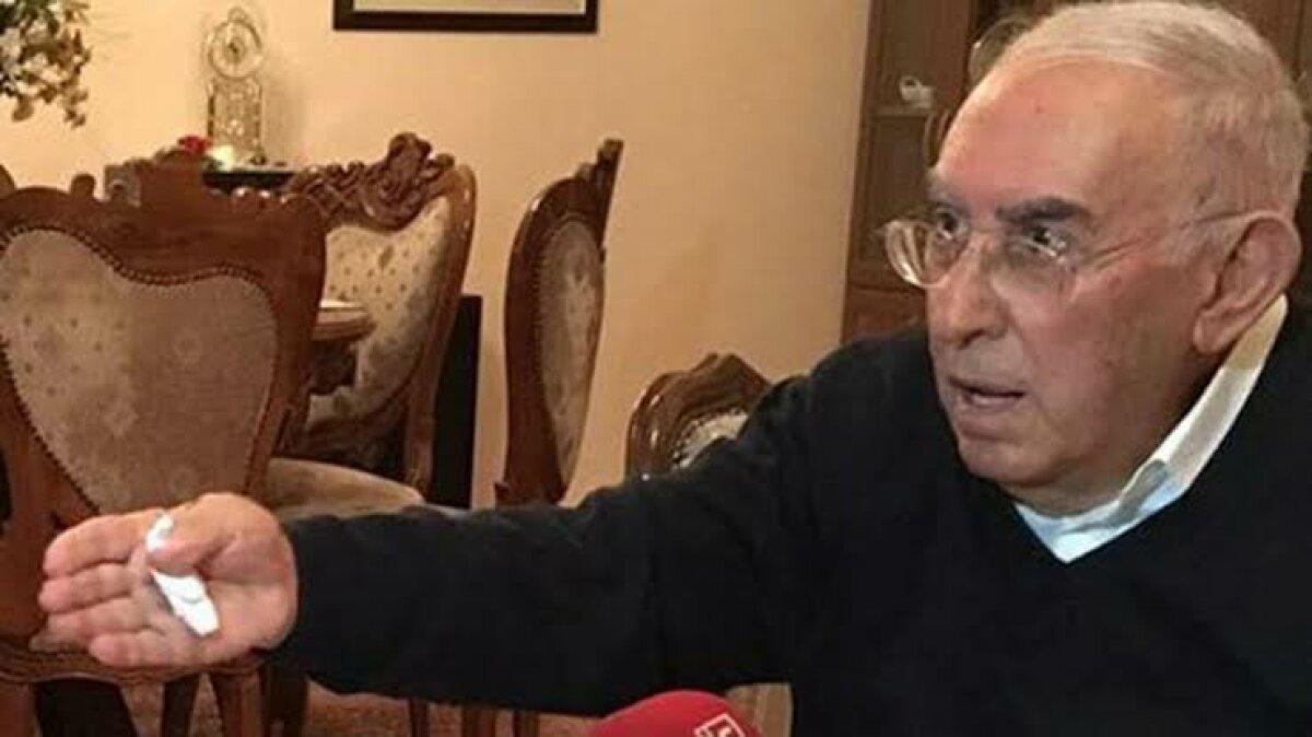 Orgeneral Necati Özgen'i Kaybettik