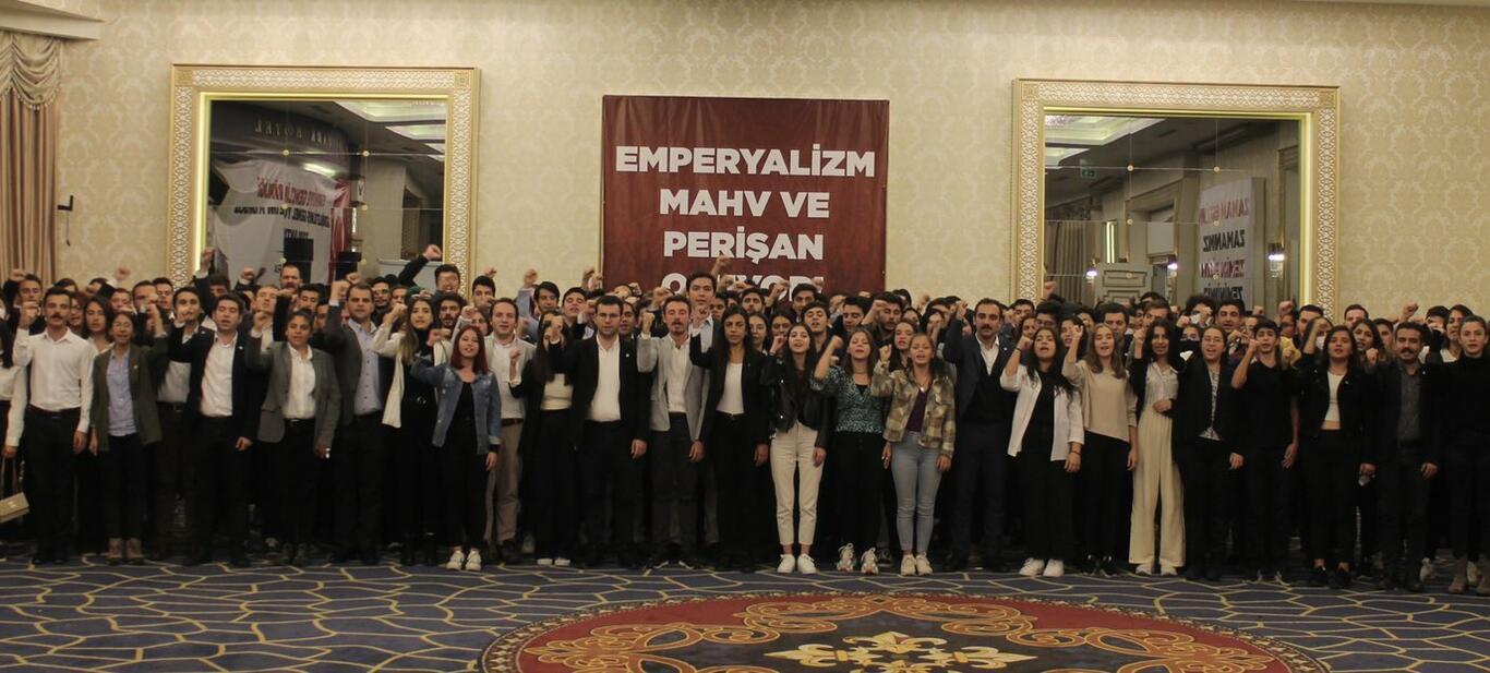 Türkiye Liseliler Birliği'nde Bayrak Değişimi
