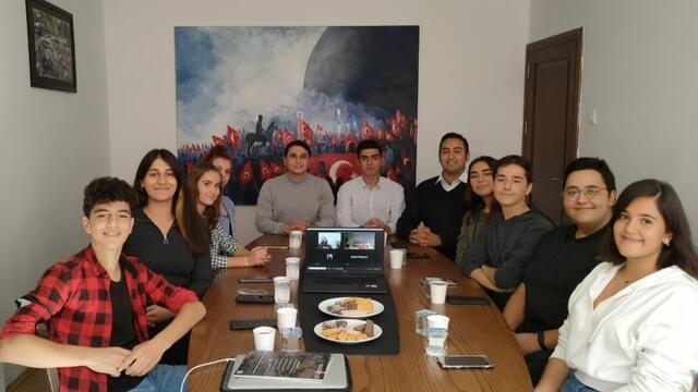 TLB Ankara, 29 Ekim Gençlik Yürüyüşünü Demir Ağlarla Örüyor!